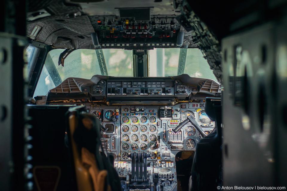 Seattle Museum of Flight: 1978 Concorde