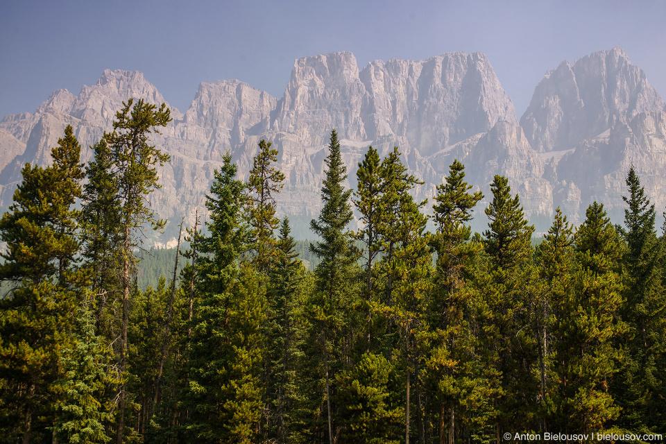 Castle Mountain (Banff National Park)