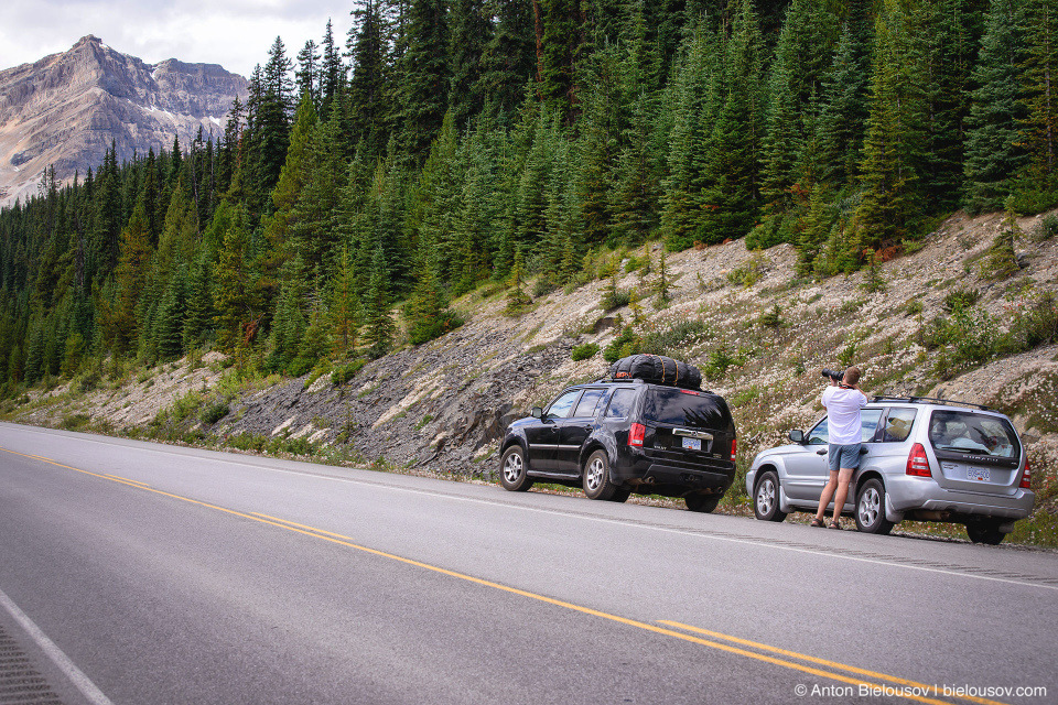 Icefields Parkway (Banff National Park)