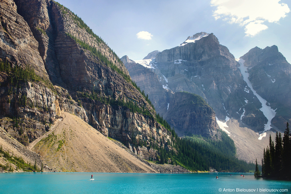 Moraine Lake (Banff National Park)