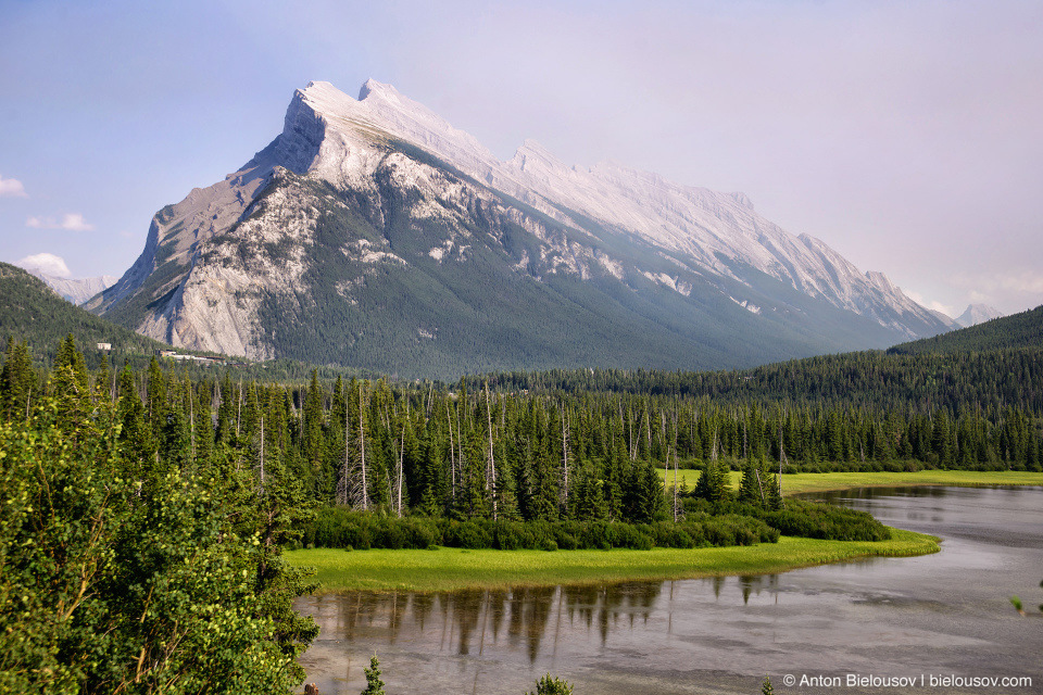Mount Rundle (Banff National Park)