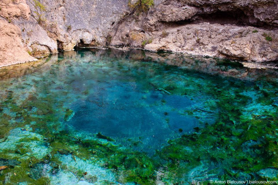 Cave and Basin (Banff, AB)