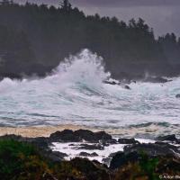 Дело в том что хороший шторм означает плохую погоду и наоборот.