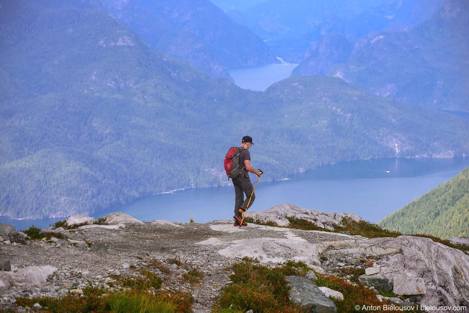 Golden Ears Peak trail