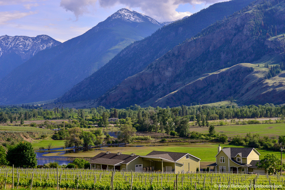 Proposed South Okanagan Similkameen National Park