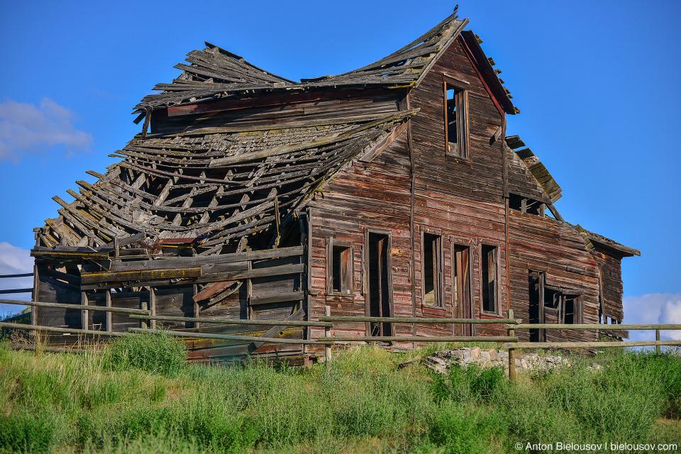Osoyoos decayed farm