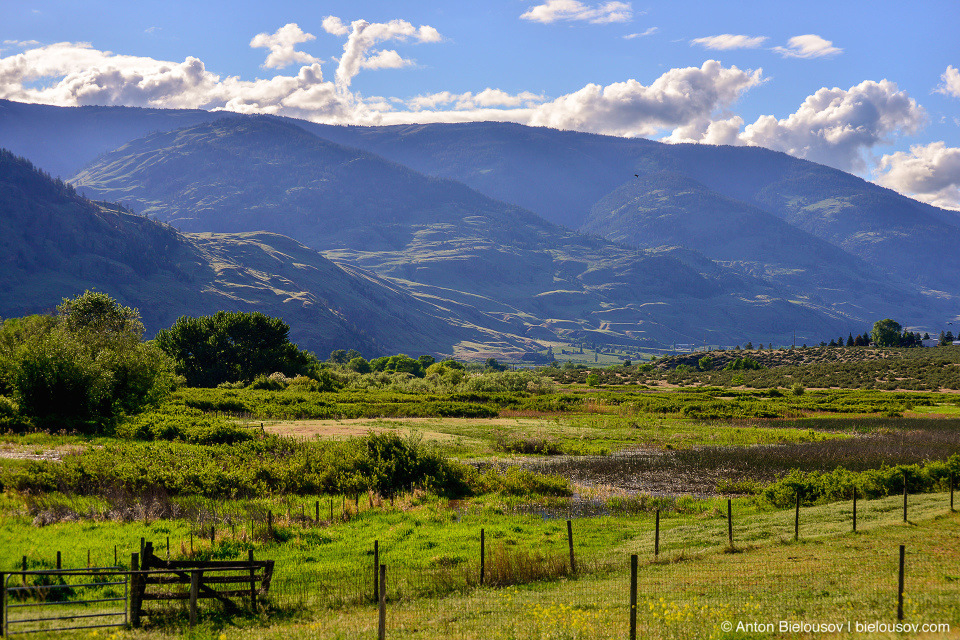 Proposed South Okanagan Similkameen National Park