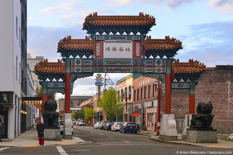 Portland Chinatown