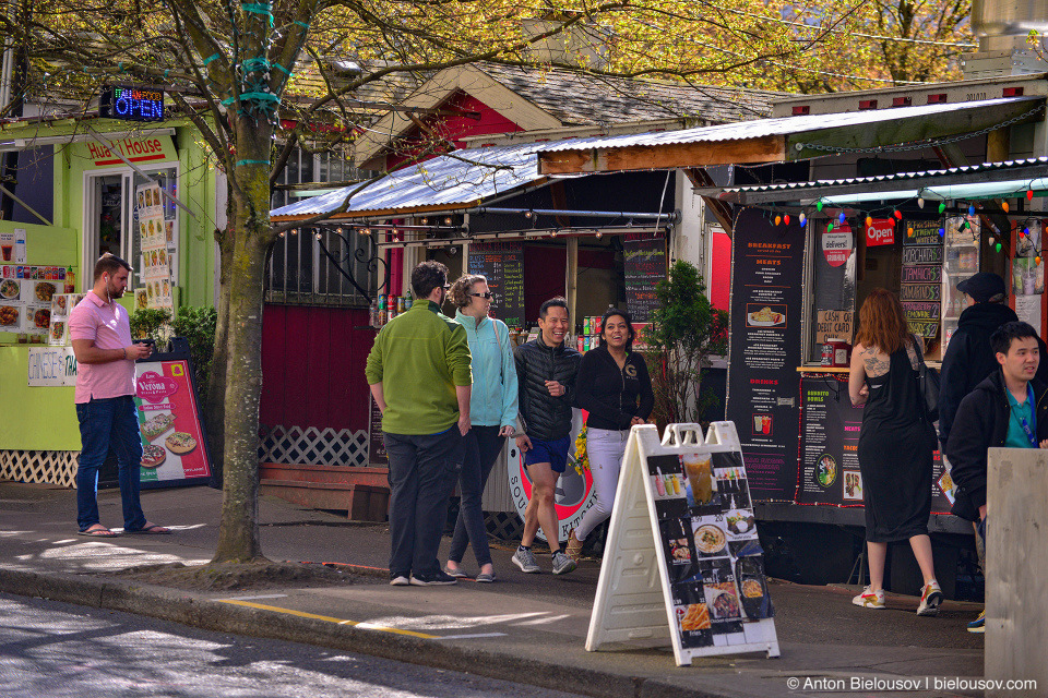 Food Truck Village (Portland, OR)