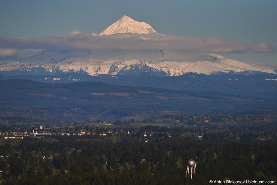 Mount Hood, Portland, OR