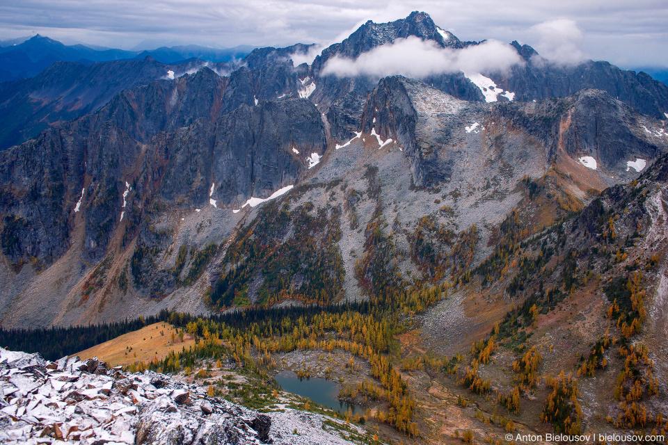 Castle Peak, 2,532m