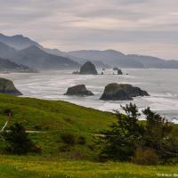 США: Орегонское побережье