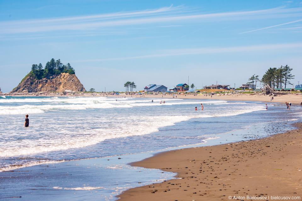 La Push Beach, WA