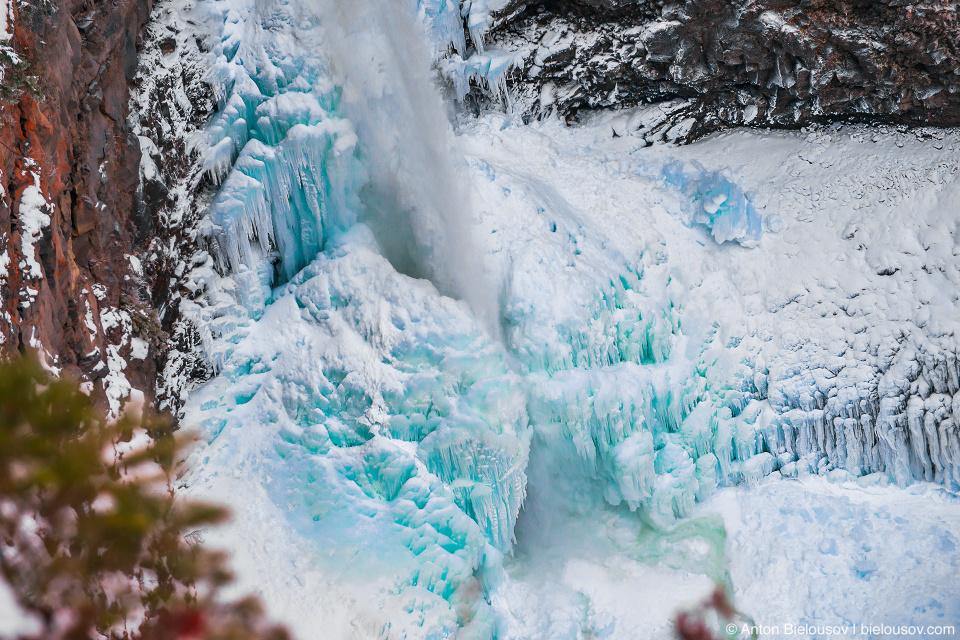 Spahats Creek Falls, Wells Gray Provincial Park, BC