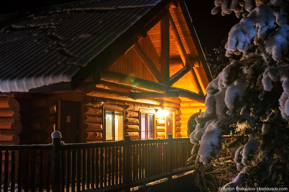 Lac le Jeune Resort Cabin