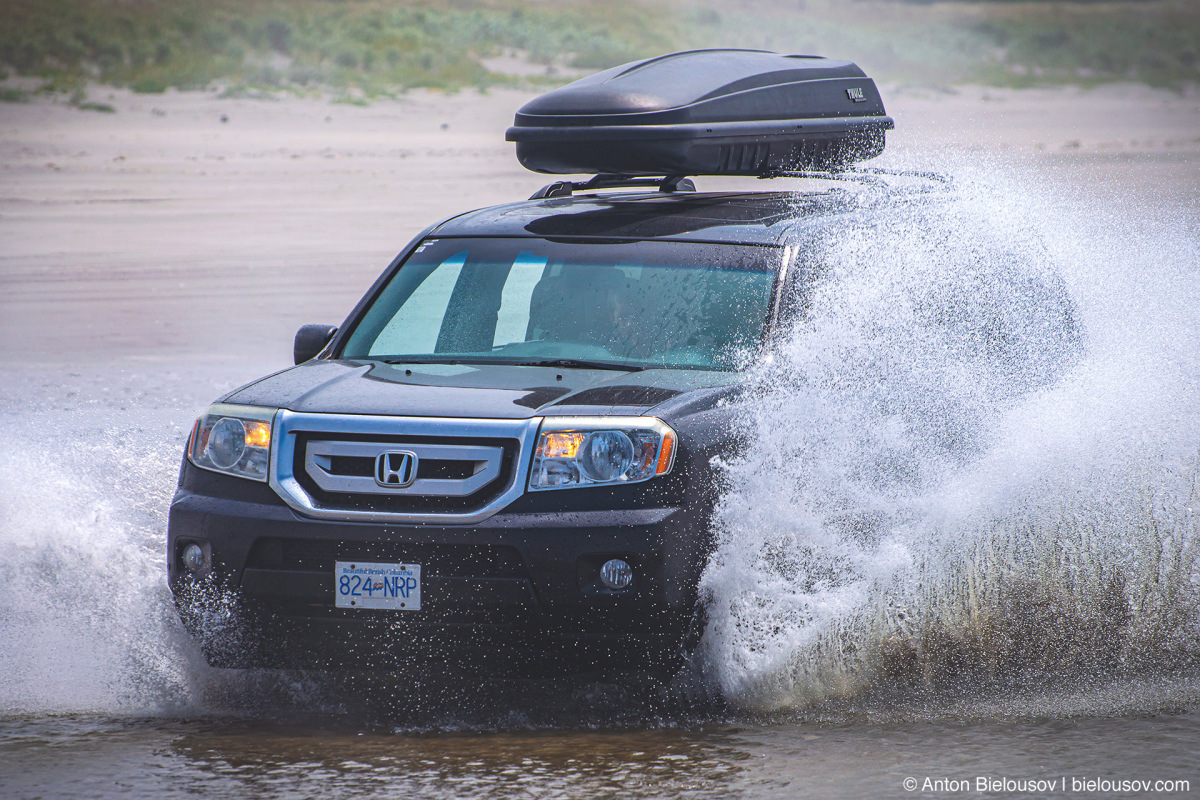 2009 Honda Pilot — Long Beach, WA