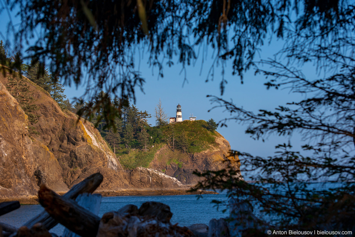 Cape Disappointment State Park Lighthouse