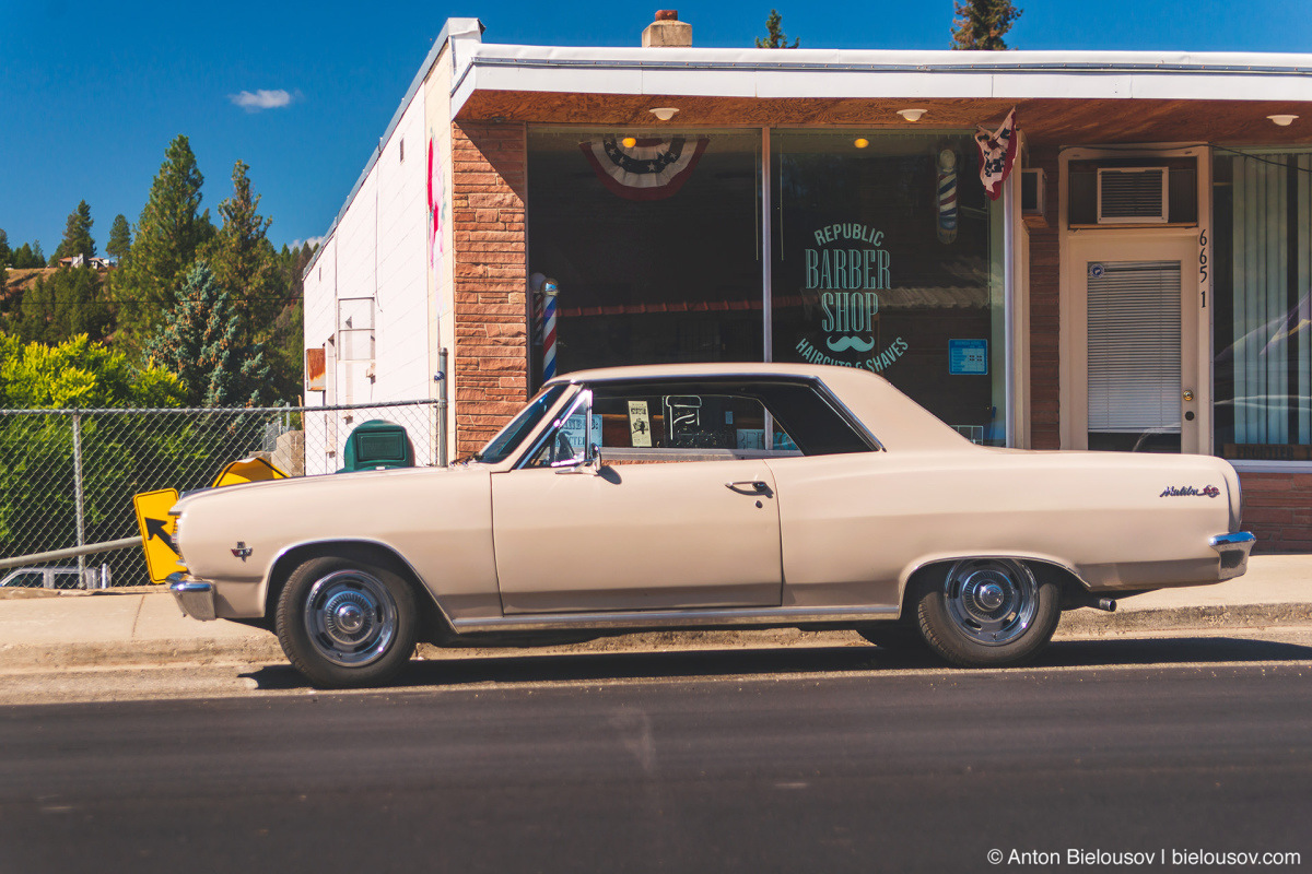 Chevrolet Malibu — Republic, WA
