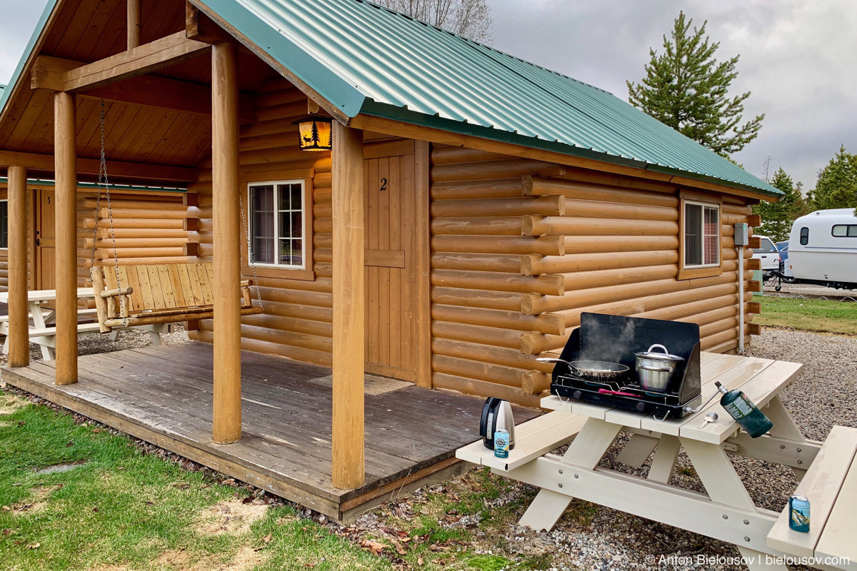 Grizzly RV Park Cottage — West Yellowstone, MO