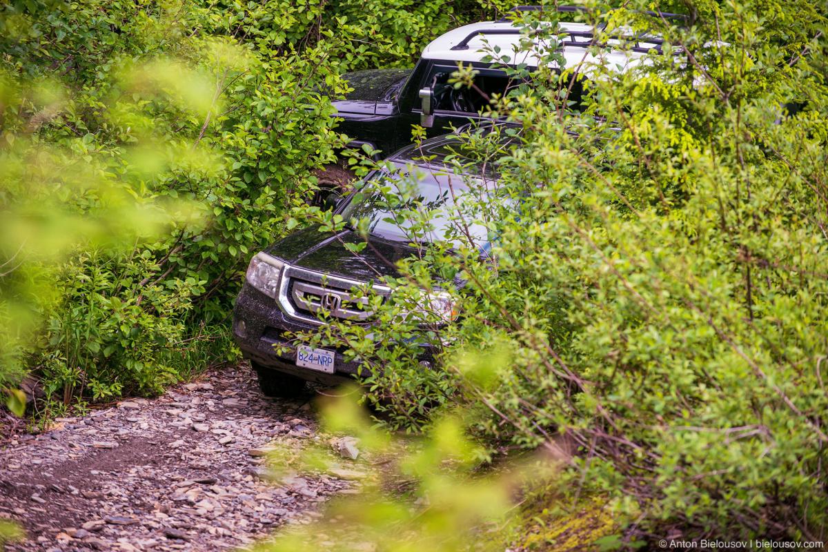 2009 Honda Pilot Offroad Thurston Loop — Mount Cheam (Chilliwack, BC)