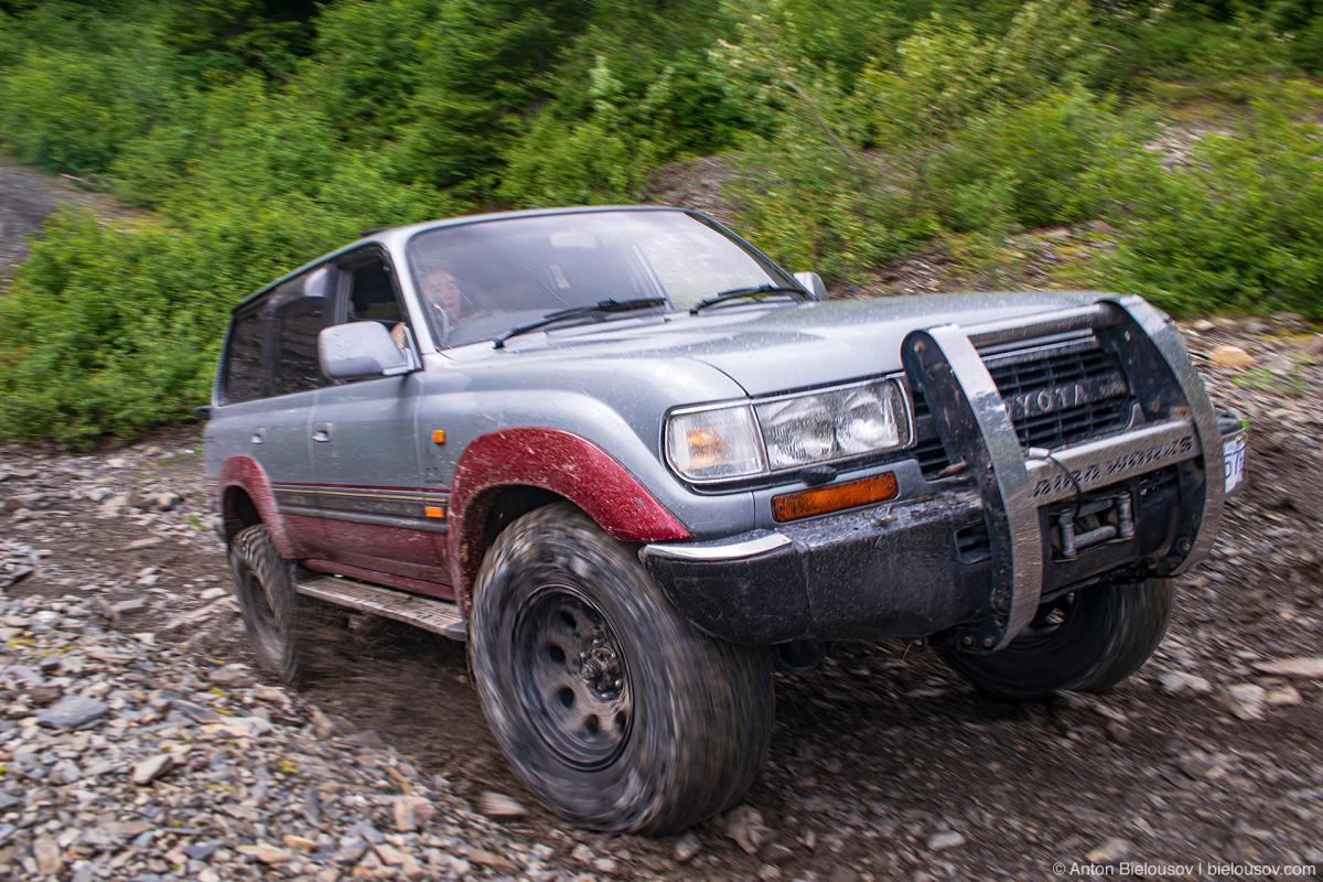 Toyota Land Cruiser Offroad Thurston Loop — Mount Cheam (Chilliwack, BC)