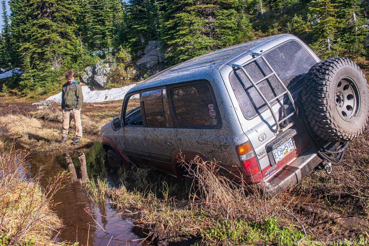 Whipsaw Trail Land Cruiser