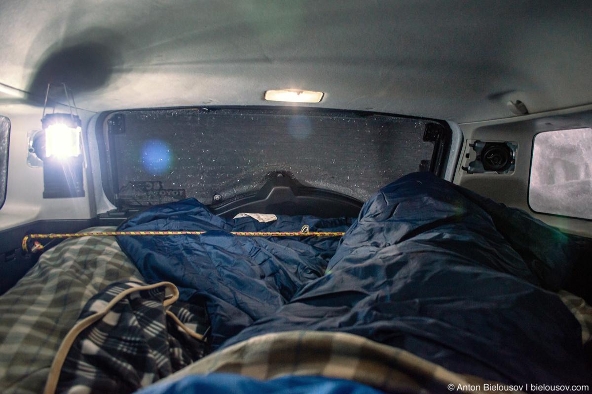 FJ Cruiser Trunk bed