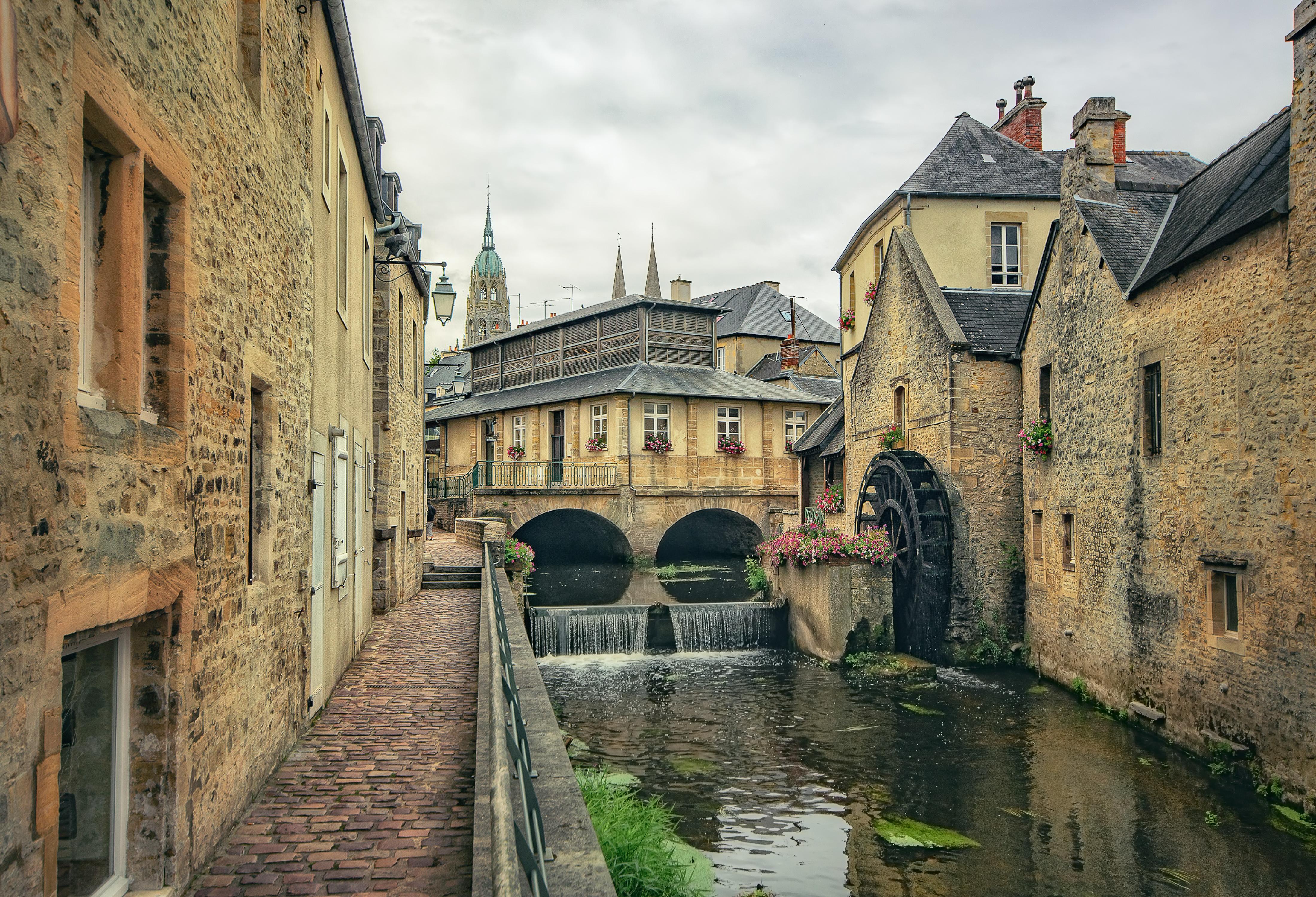 Baeaux, Normandy, France